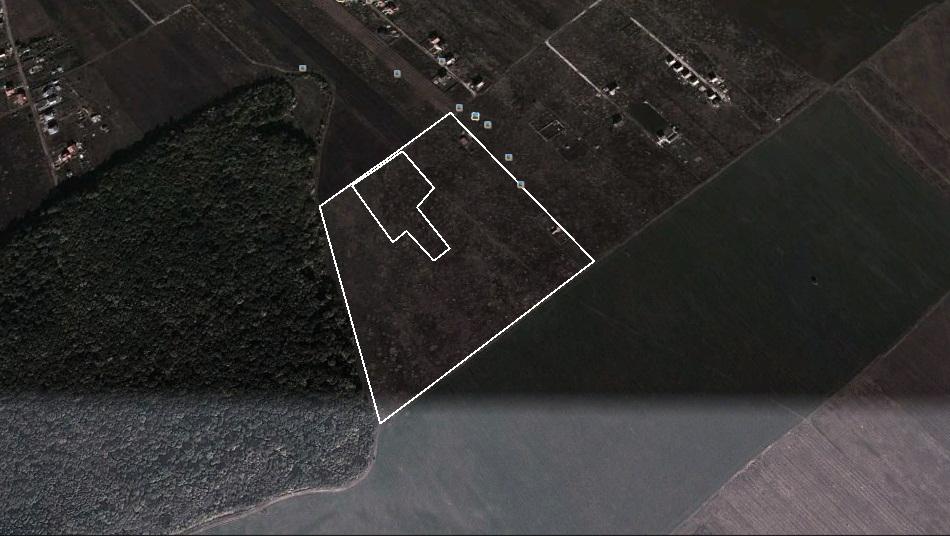 Loturi teren padurea Teghes