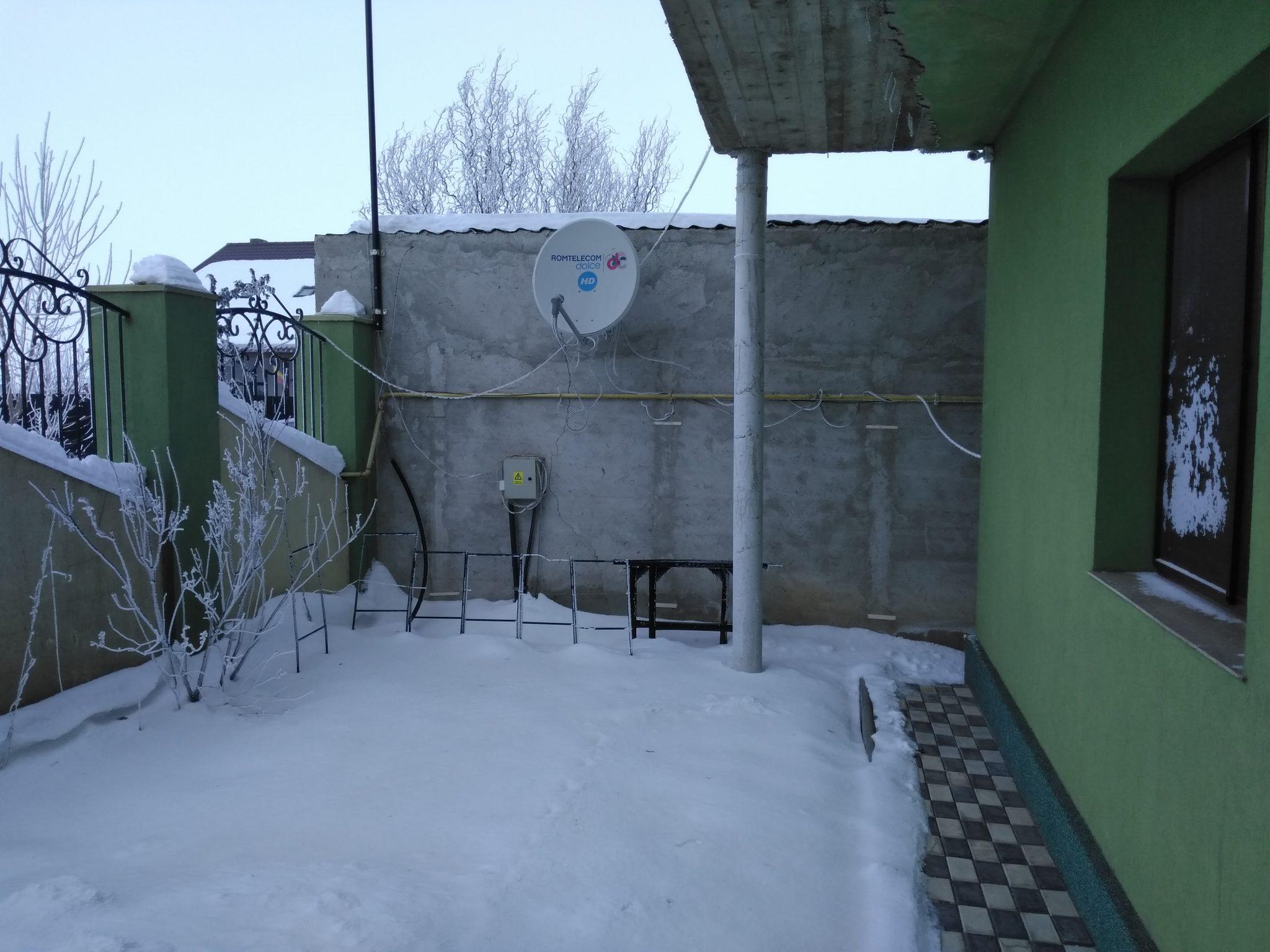 teren curte vila domnesti