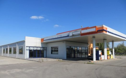 Statie de carburanti Motel