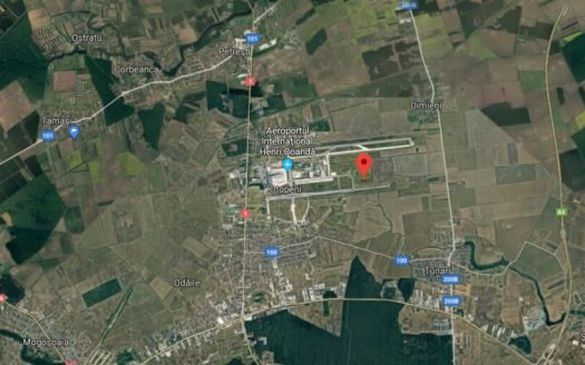 teren aeroport otopeni